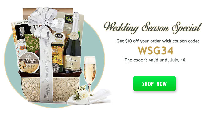 Wedding Gifts to Canada
